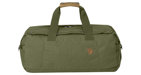 Fjällräven No.6 Duffel Small Green
